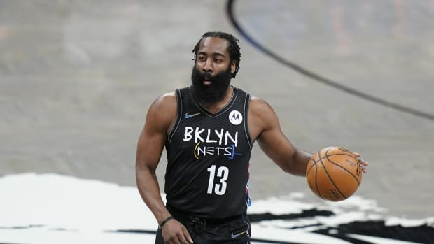 "James Harden- ""Not To Brag Or Anything, But I'm Really Good At This Game."""