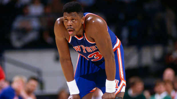 """Patrick Ewing On Why Team USA Is Struggling In The Olympics: """"The Rest Of The World Caught Up"""""""
