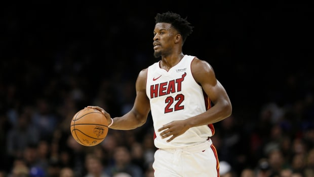 """Jimmy Butler Sends A Message To The Rest Of The NBA- """"Nobody Intimidates Us."""""""