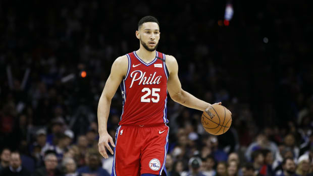 "Ben Simmons On The First Round Of The 2021 Playoffs- ""I Don't Care Who We Play. That's The Point Of Having The No. 1 Seed."""
