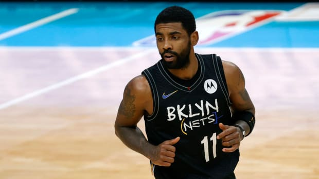 "Stephen A. Smith Blasts Kyrie Irving- ""You Have A Job To Do. So While You're There, Just Do It. Do Your Job."""