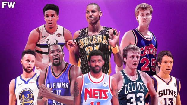 9 Players With The 50-40-90 NBA Season