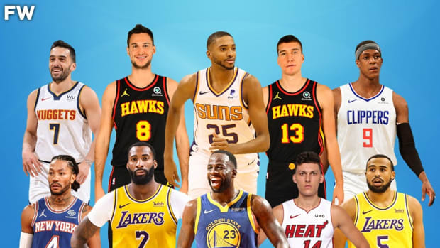 10 NBA Players Could Surprise Us In The Playoffs