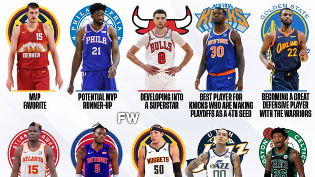 2014 Draft Class Had A Great Season: Nikola Jokic And Joel Embiid Are MVP Candidates, Julius Randle And Zach LaVine Are All-Stars
