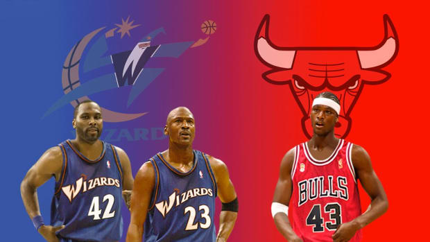 Kwame Brown Says Michael Jordan Wanted To Trade Him For Elton Brand So The Wizards Could Compete For The Championship