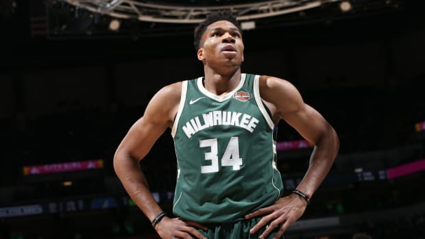 """Giannis Antetokounmpo- """"I Don't Know If This Year Is Going To Be Different. I'm Not Gonna Lie To You."""""""