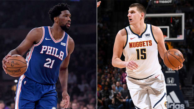 2021 NBA Award Finalists- Steph Curry, Nikola Jokic, And Joel Embiid For MVP
