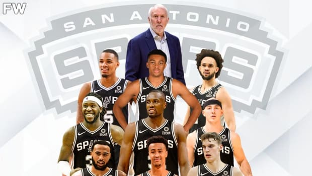 What Is The Next Step For The San Antonio Spurs: Are They Ready For The First Rebuild Since The Tim Duncan Era?