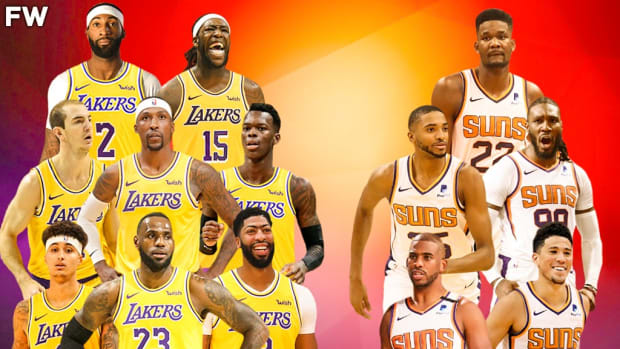 10 Reasons Why Los Angeles Lakers Will Beat Phoenix Suns In The NBA Playoffs