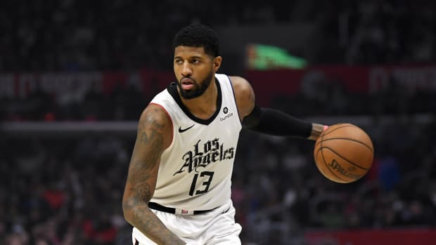 """Paul George Says He's Ready For A Long Playoff Run- """"It's A Big Difference From The Bubble Life To Where I'm At Now From A Headspace Standpoint."""""""