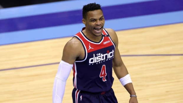 """Russell Westbrook Explains The Hardest Part Of Getting A Triple-Double- """"The Assists..."""""""