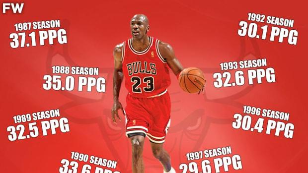 Michael Jordan Won 10 Consecutive Scoring Titles When He Played Full Seasons From 1986 To 1998