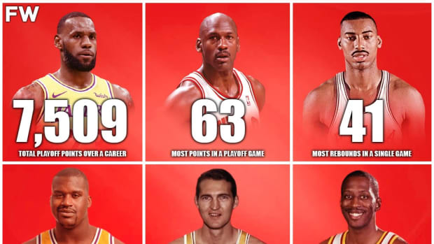 The 15 Most Unbreakable Records In NBA Playoffs History: Michael Jordan, LeBron James, Wilt Chamberlain All Hold Records That Will Stand Forever