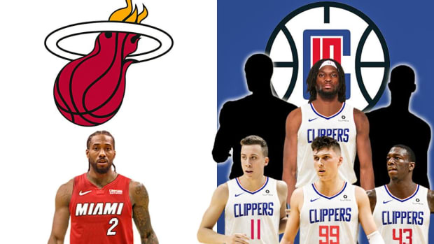 The Blockbuster Trade Idea: Miami Heat Could Send 6 Players For Kawhi Leonard This Summer