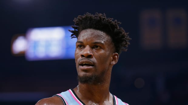"""Jimmy Butler Responds After Falling To 0-3 Hole Against Milwaukee Bucks- """"I'm Not Surprised."""""""