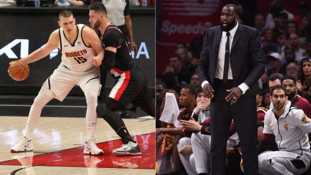 """Jusuf Nurkic Takes A Huge Shot At Kendrick Perkins- """"I Guess If He Was In The League Today He'd Be A Mascot."""""""
