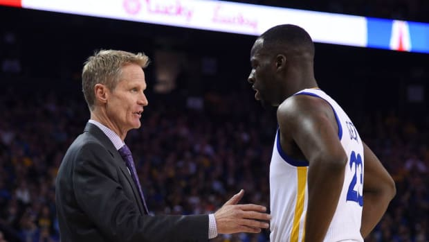 """Steve Kerr On Draymond Green- """"He Really Wants Us To Be Back In The Limelight As A Group, As A Team."""""""