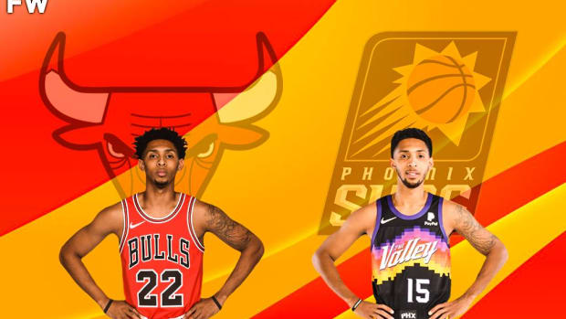 Bulls Insider On Cam Payne In 2017 We Knew The Second Practice That He Couldn't Play At An NBA Level