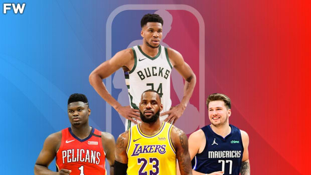 Who Will Be The Face Of The NBA When LeBron James Retires: Giannis, Luka Or Zion?