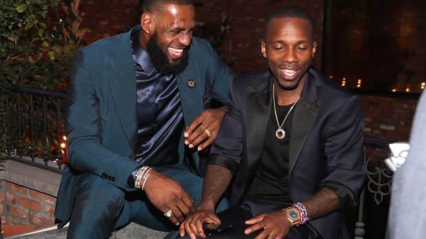 """Rich Paul Blasts Bill Simmons For His Rant On LeBron James- """"A Lot Of That Has To Do With Race..."""""""