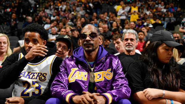 """Snoop Dogg On The Lakers- """"Never Thought I'd Say It, But We Sorry And The Clippers Better Than Us."""""""