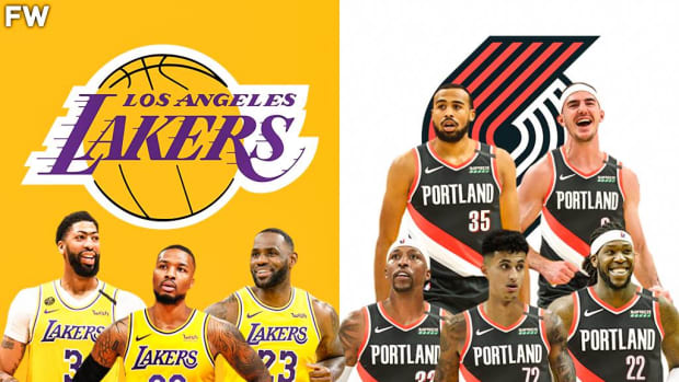Damian Lillard To The Los Angeles Lakers Is The Perfect Scenario For This Summer