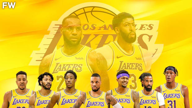 The Perfect Plan For The Los Angeles Lakers This Summer