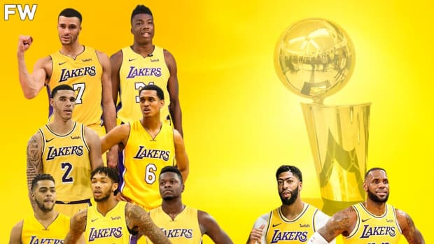 lakers chip