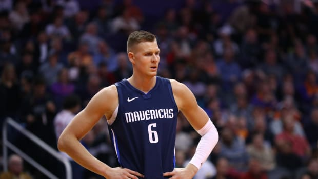 """Kevin O'Connor Blasts Kristaps Porzingis- """"The Mavs Pay Him $30M To Be More Than A Tall Wing Who Shoots 3s Yet That's All He Is Now."""""""
