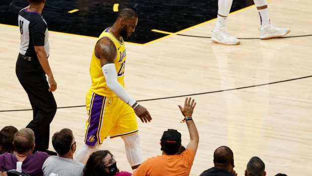 """Brian Windhorst On The L.A. Lakers- """"The Lakers Fans Dream Of Signing A Big Time Player This Summer, That's Not Gonna Happen."""""""