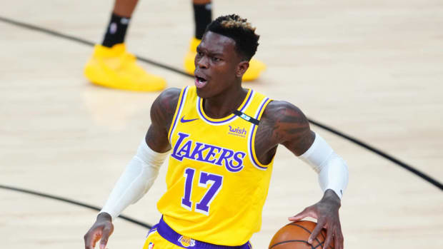 Dennis Schroder Is In A State Of Shock Because He Rejected $84 Million Offer From The Lakers
