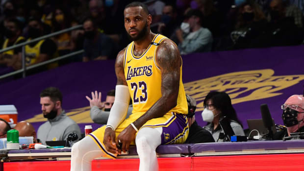 """Anthony Edwards On LeBron James- """"I've Never Seen So Many People Be So Happy To See An Athlete Fail..."""""""