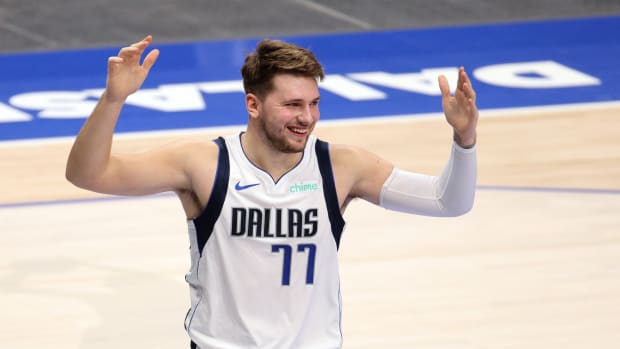 Luka Doncic Is Set To Become The First Player In NBA History To Sign A $200M Max Contract Extension