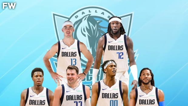 How Dallas Mavericks Can Improve Their Roster Next Season: The Best Players To Build Around Luka Doncic