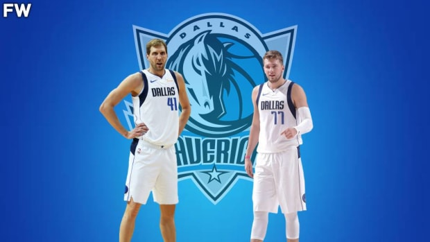 Dirk Nowitzki Says Luka Doncic Is The Greatest Dallas Mavericks Player Of All Time
