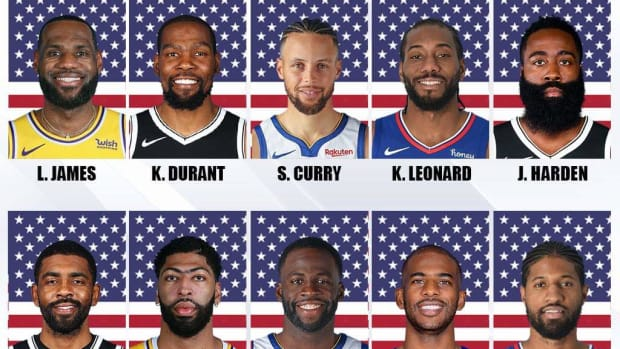 10 NBA Stars That Will Play And 10 NBA Stars That Will Not Play For The USA Dream Team In 2021 Olympics