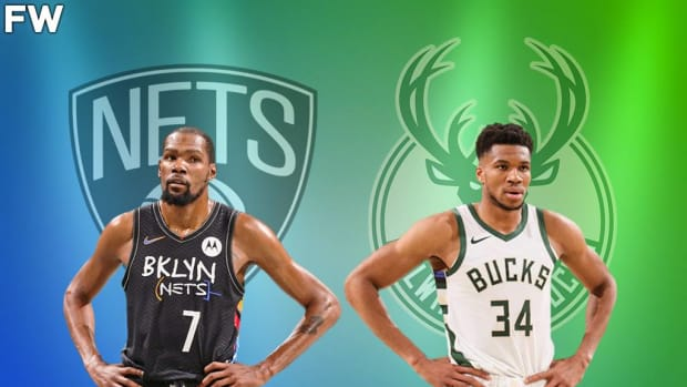 Kevin Durant Proved That He Is A Better Player Than Giannis Antetokounmpo