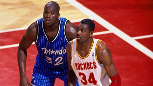 """Robert Horry Says Hakeem Olajuwon Was Better Than Shaquille O'Neal- """"I Think Dream Had More Talent..."""""""