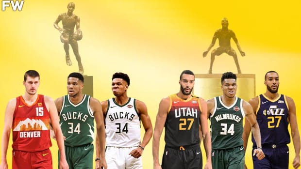 The Last 3 NBA MVP And DPOY Winners Are All European