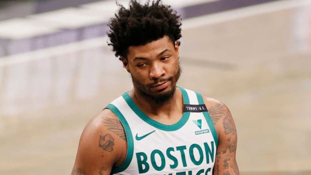 NBA Rumors- Celtics Could Trade Marcus Smart This Offseason
