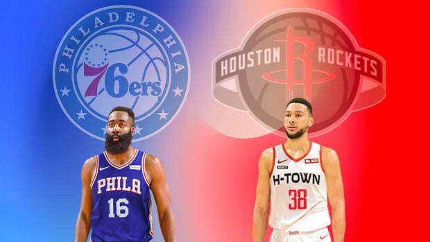 The Biggest Mistake The Philadelphia 76ers Made This Season: They Didn't Trade Ben Simmons For James Harden