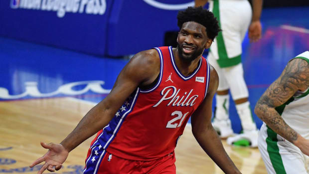 Sixers Fans Go Nuts After Team Forces Game 7 Vs. Atlanta Hawks