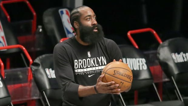"""Steve Nash Reveals The Truth About James Harden- """"He Is Not At 100%"""""""
