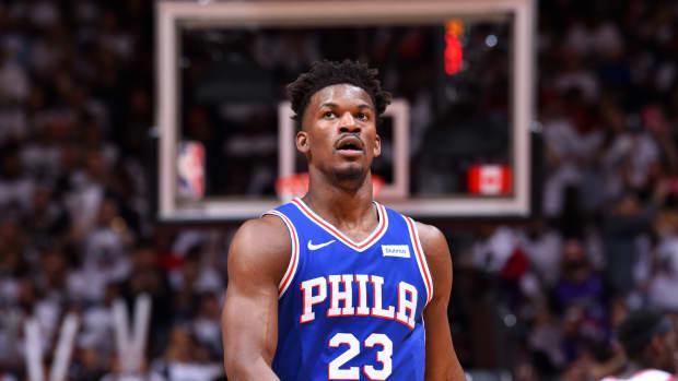 NBA Rumors- The Real Reason Why The Philadelphia 76ers Let Jimmy Butler Go