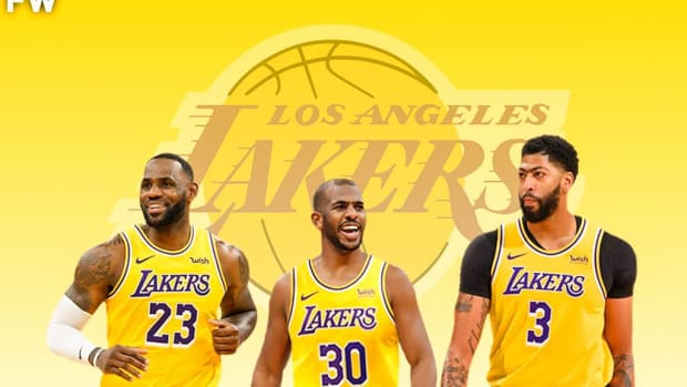 cp3 lakers