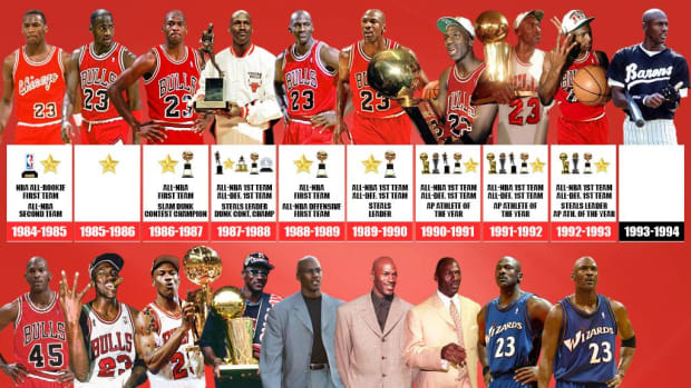 Michael Jordan's Best Accomplishments Per Season: The GOAT Won Absolutely Everything