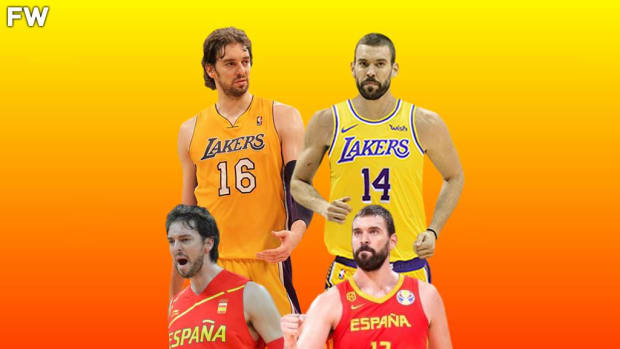 gasol brothers