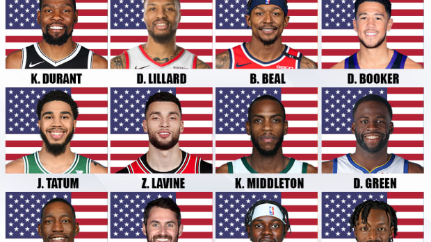 2021 Dream Team USA: Are They Good Enough To Win The Gold Medal?
