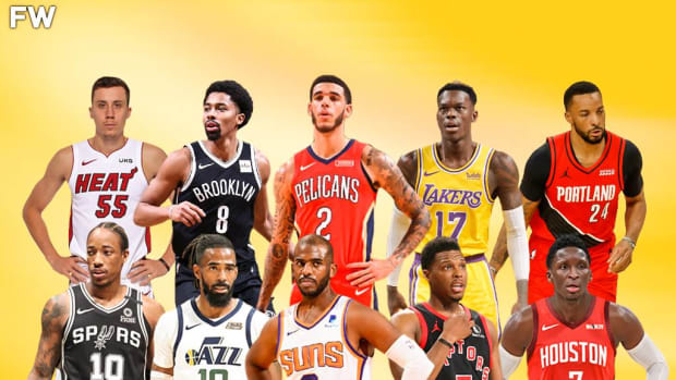 The Full List Of 2021 NBA Free Agents: Point Guards And Shooting Guards