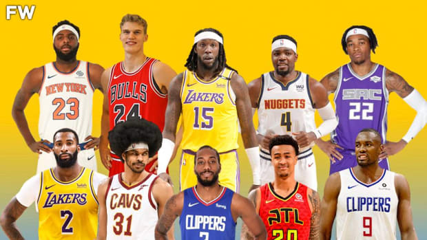 The Full List Of 2021 NBA Free Agents: Forwards And Centers